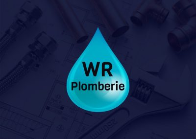 Logo – WR Plomberie