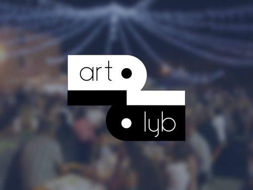 art.lyb – Logo