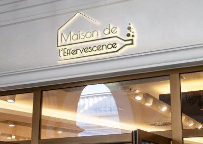 Logo – Maison de l'Effervescence