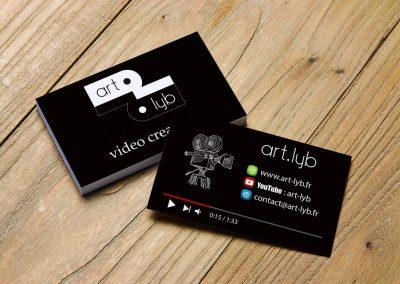 art.lyb – Carte de visite